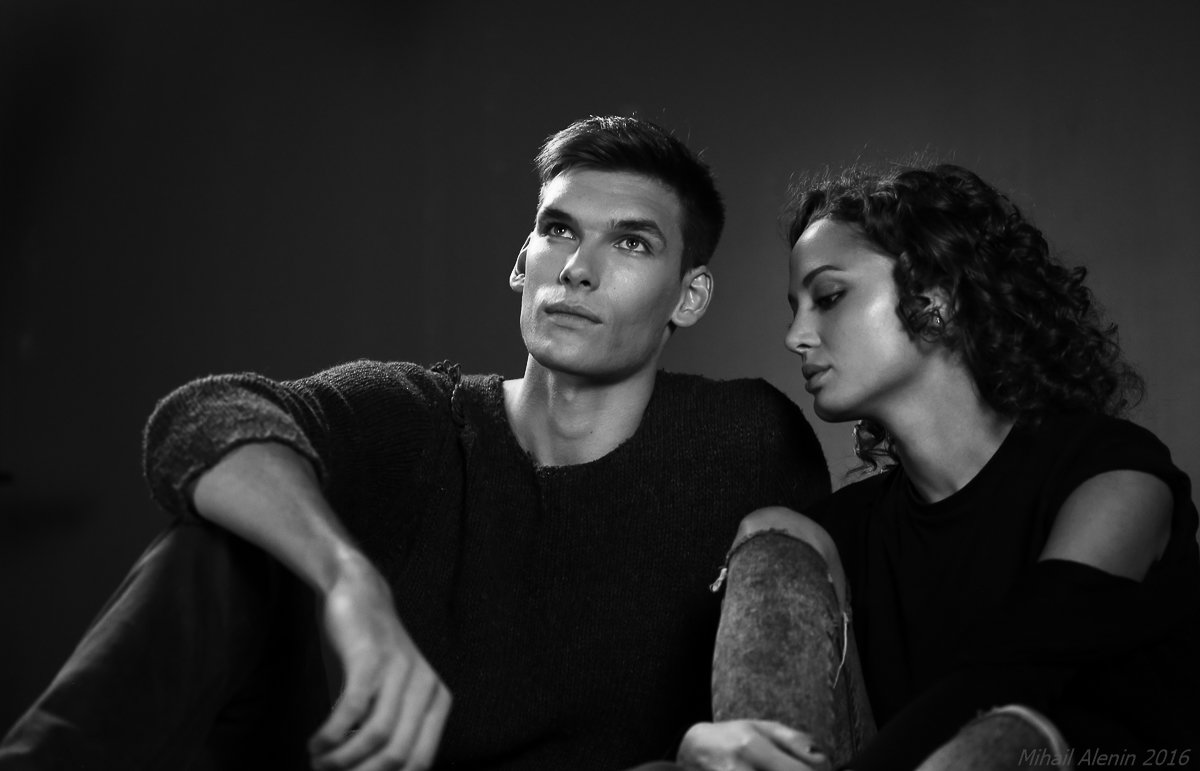 Love story - Михаил Аленин