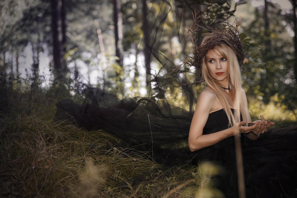 Лесная фея - Елена Буравцева