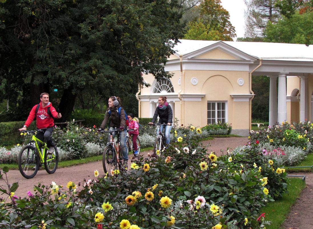 Вело-селфи - Ирина Румянцева