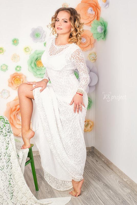 Белая роза - Кристина Kottia