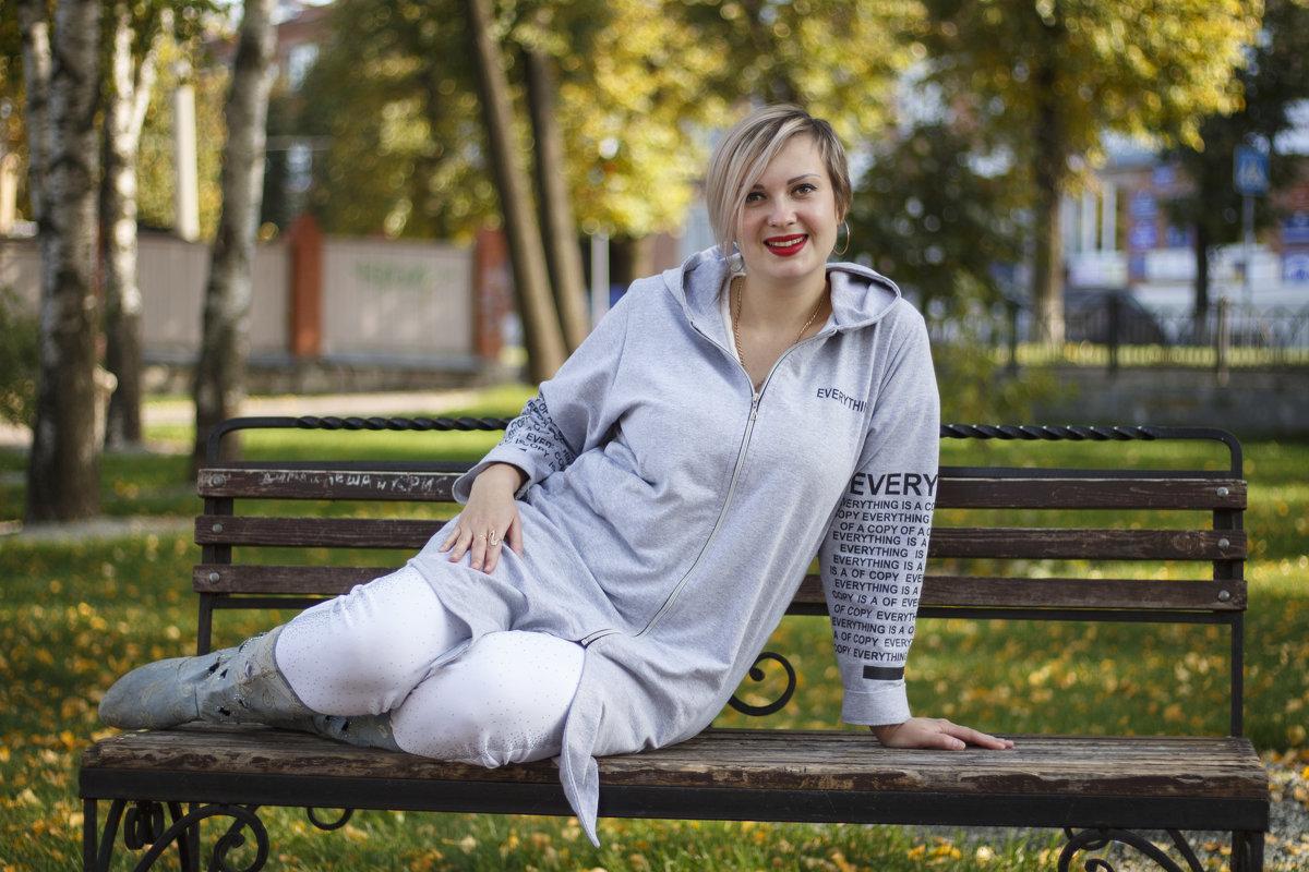 В осеннем парке - Анна Толмачева