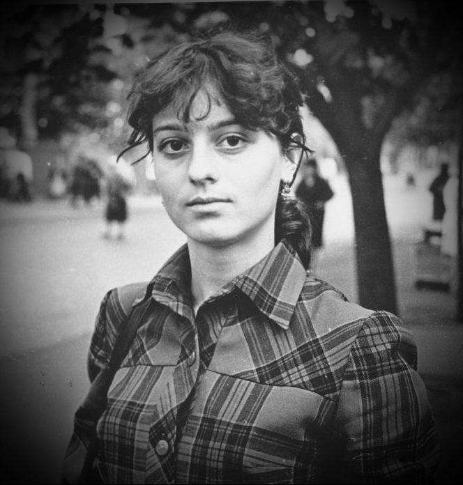 черно белый взгляд - Галина Pavel