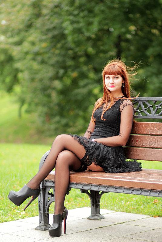Екатерина Свидерская. - Николай Горьков