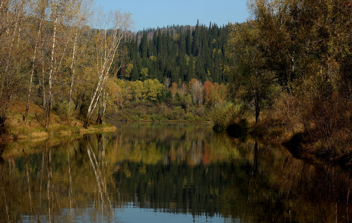 Осень - Дмитрий Арсеньев
