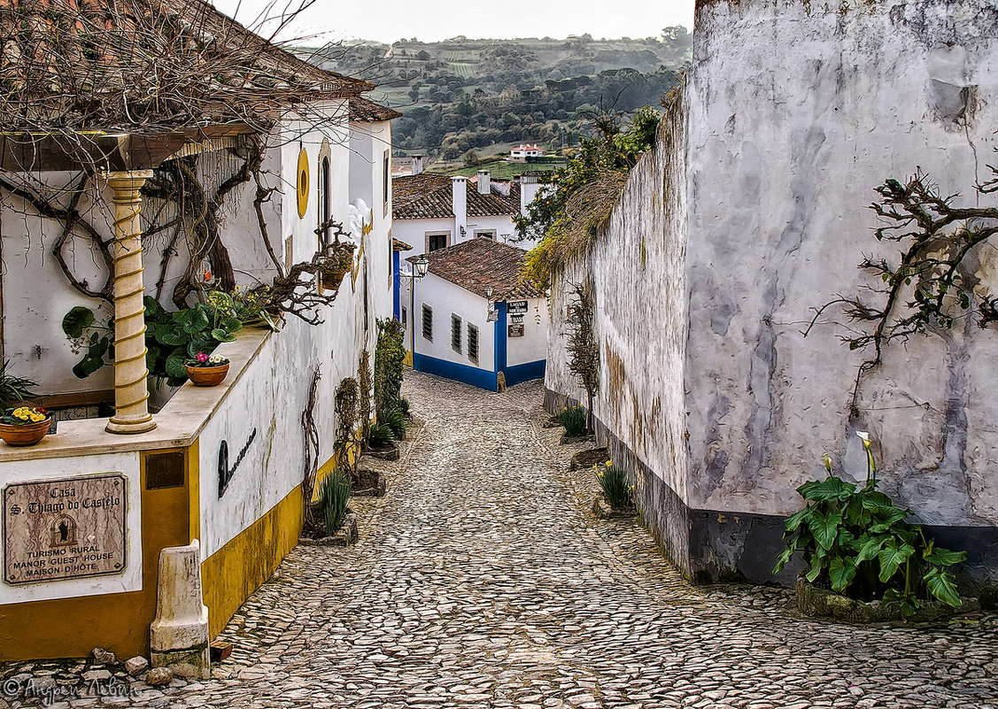 Португалия. Гуляя по Обидушу - Андрей Левин