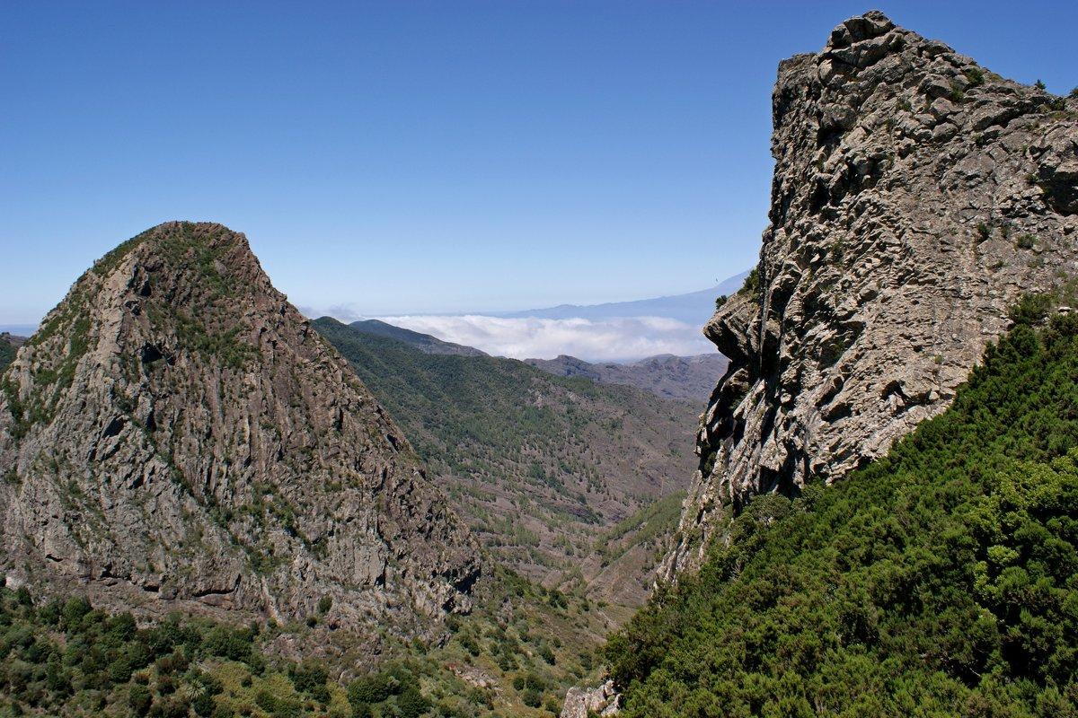 Roques de San Pedro вид с другой стороны - Дмитрий Сиялов