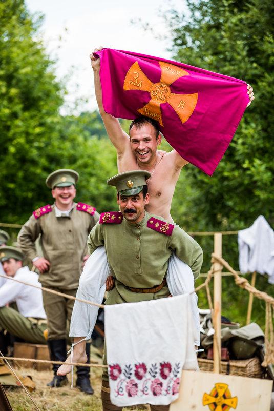 Брусиловский прорыв - Яр Славянин