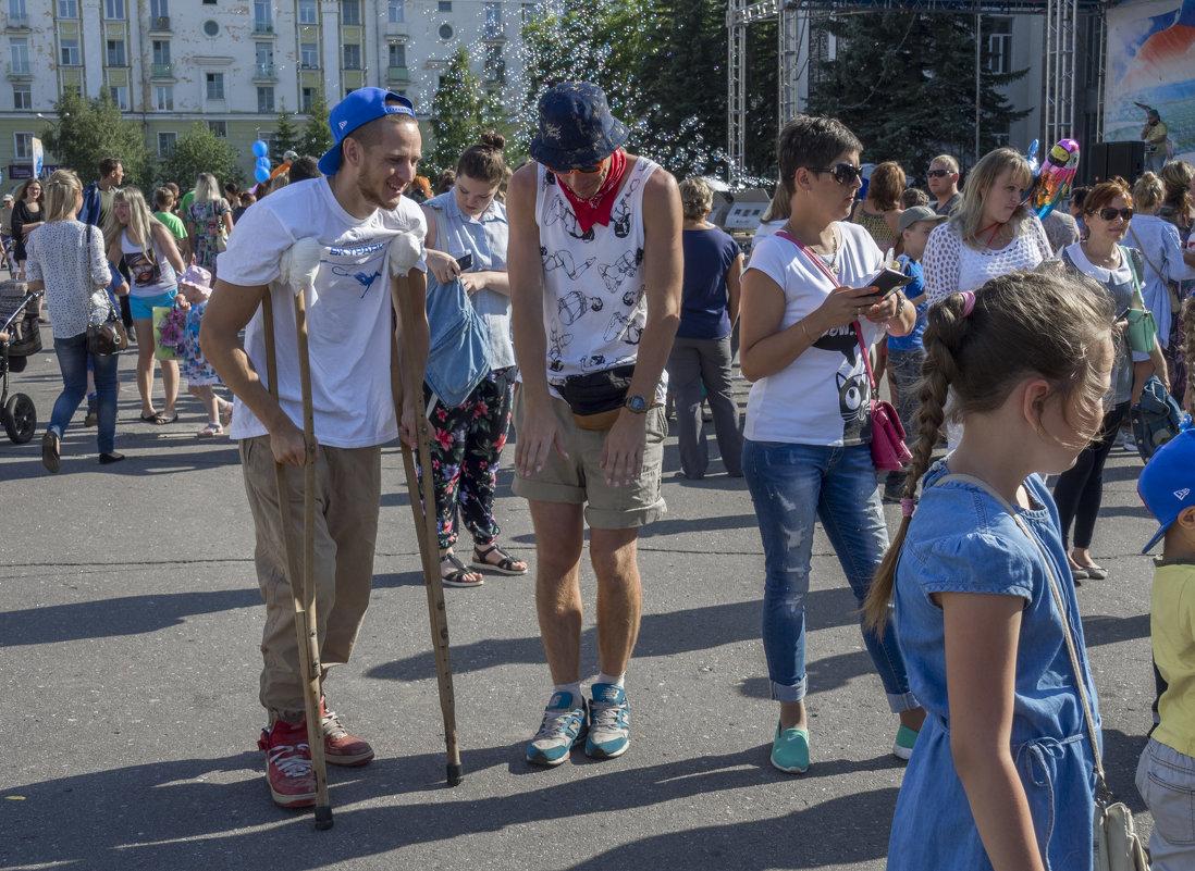 Северодвинск. День города (4) - Владимир Шибинский