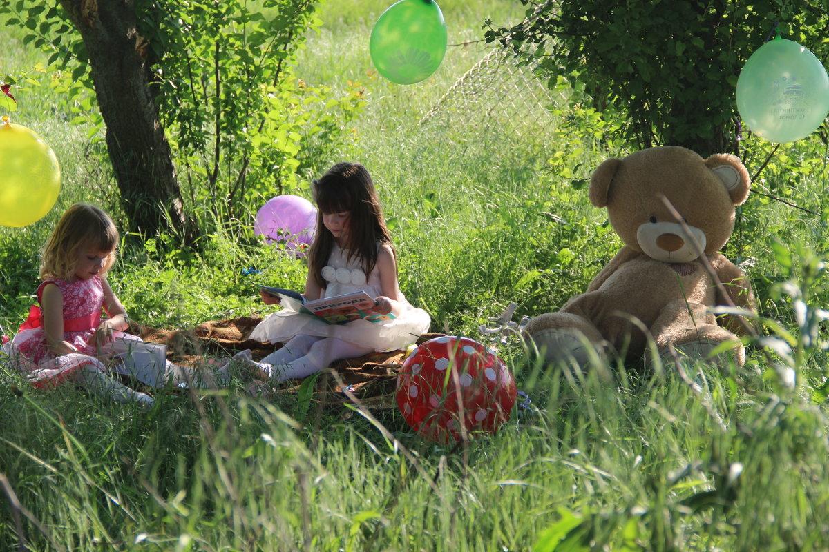 пикник - Татьяна Солодовникова