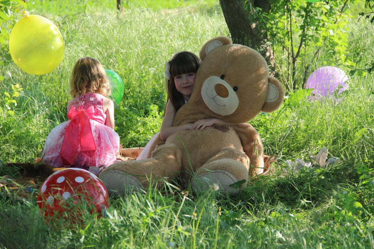 мишка Тедди - Татьяна Солодовникова