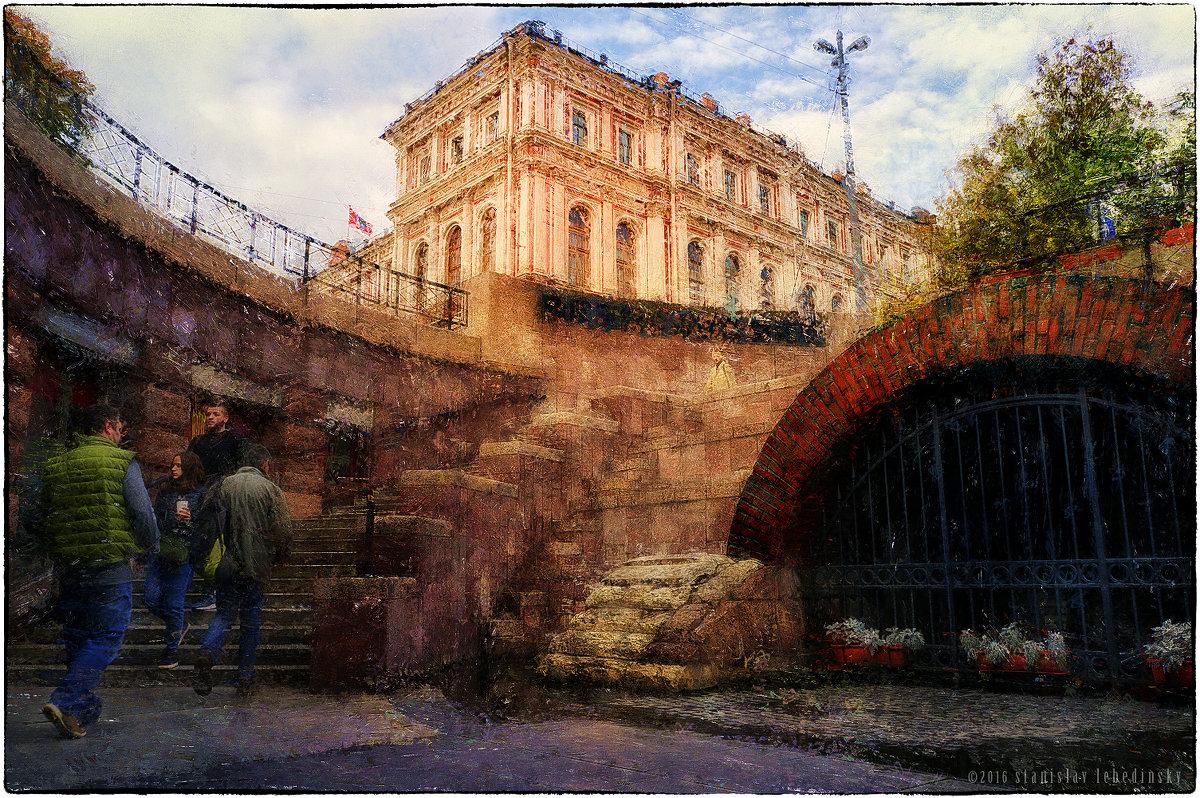 My magic Petersburg_02173 - Станислав Лебединский