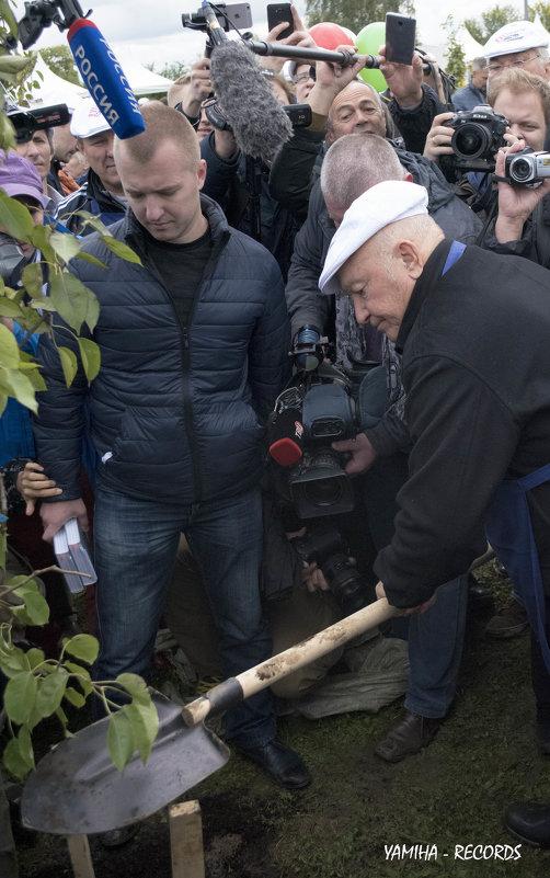 Посадил я яблони и груши - Михаил Тищенко