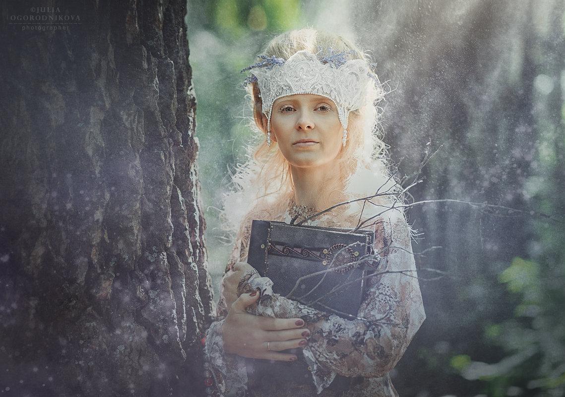 Хранительница времени - Юлия Огородникова
