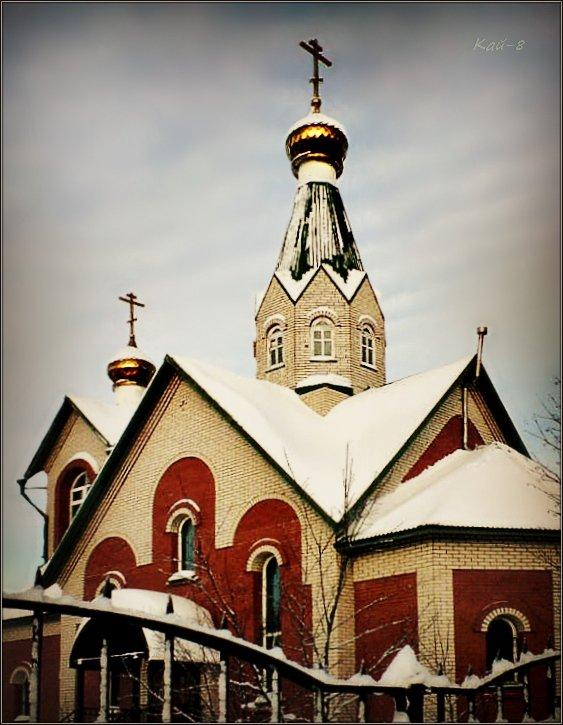 Североморский храм Веры, Надежды, Любови и матери их Софии - Кай-8 (Ярослав) Забелин