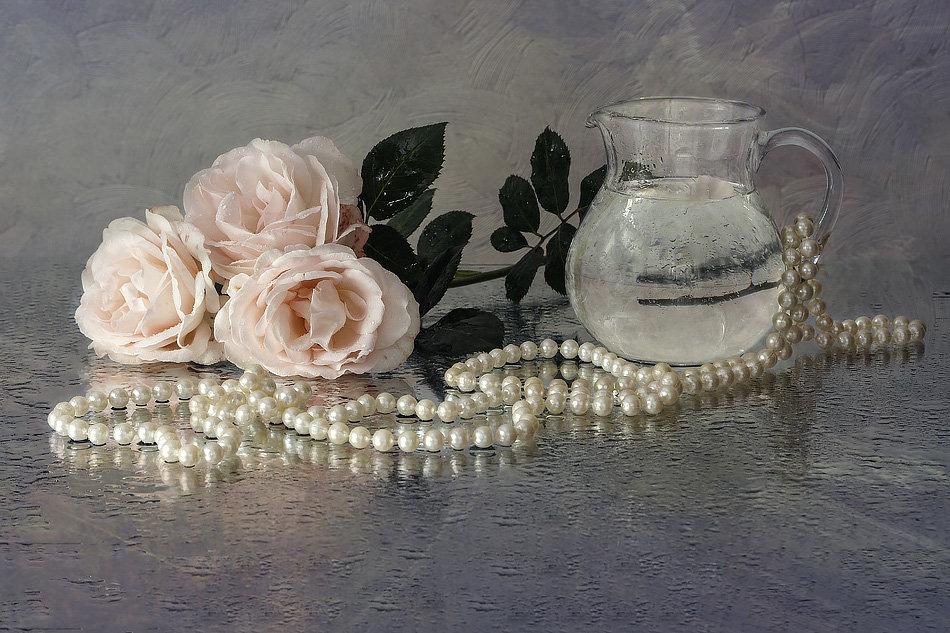 Прощание с садовыми розами - Ирина Приходько