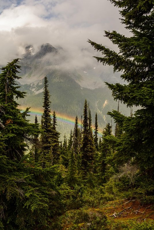 радуга в горах - Константин Шабалин