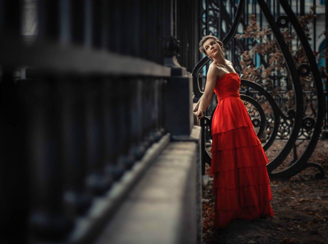 Портрет - Анастасия Позднякова