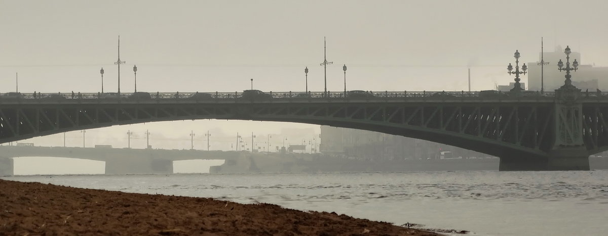 Троицкий мост - Владимир Гилясев