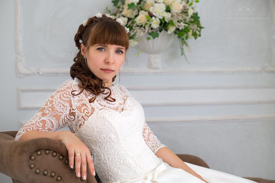 Свадьба - Олеся Корсикова