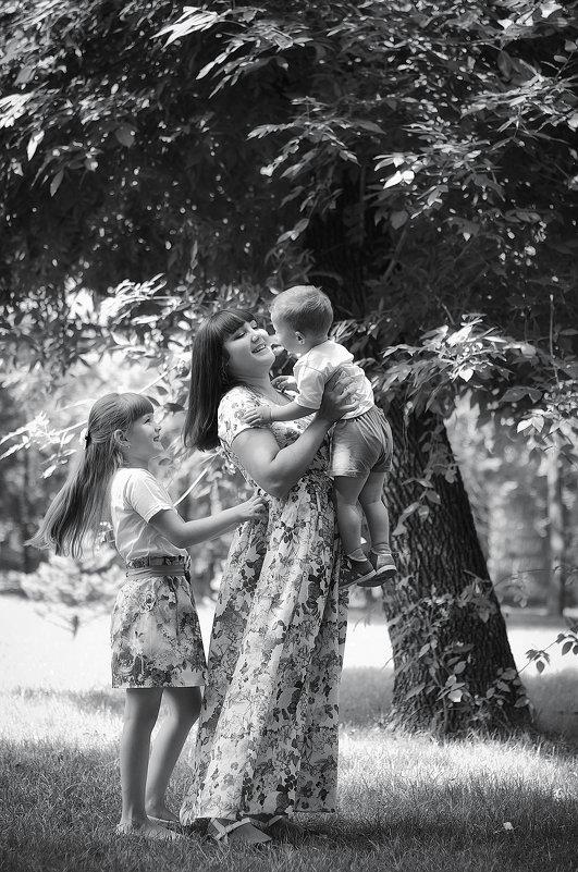 семья - наталья Дубовая