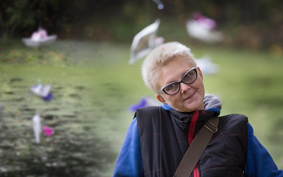 прогулки по Аптекарскому огороду - Эльмира Суворова