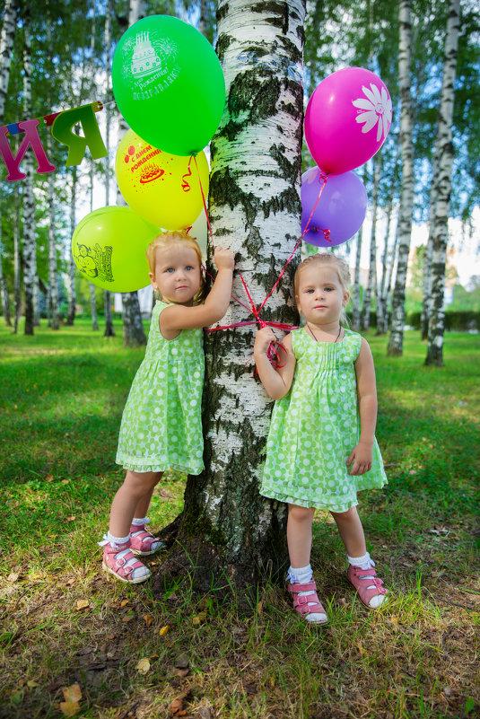 две сестрички- две лисички - Мария Корнилова