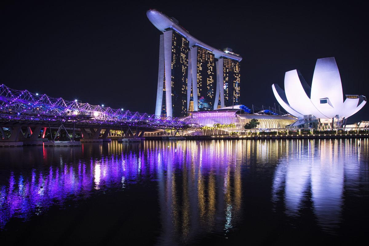 Сингапур - ALLA Melnik