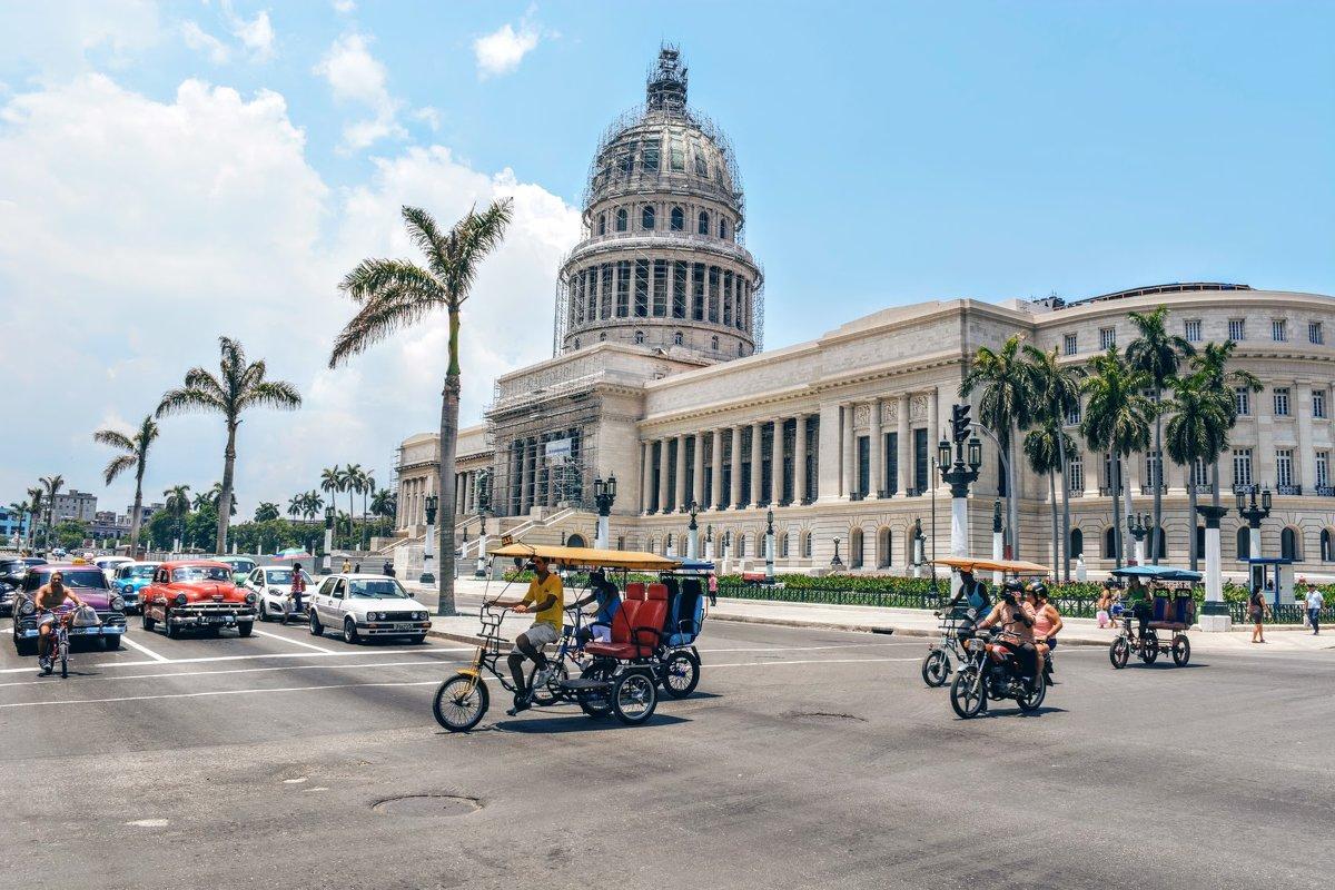 El Capitolio, Havana - Arman S