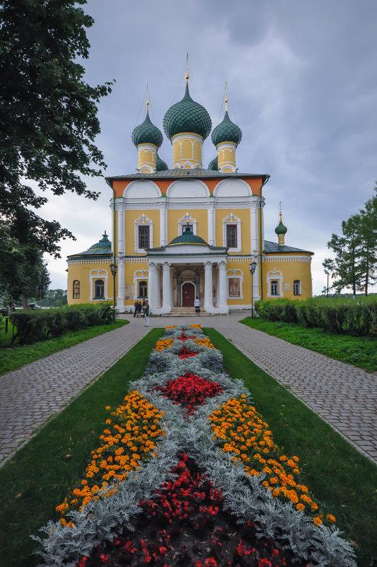Храм в Угличе - Сергей Тагиров
