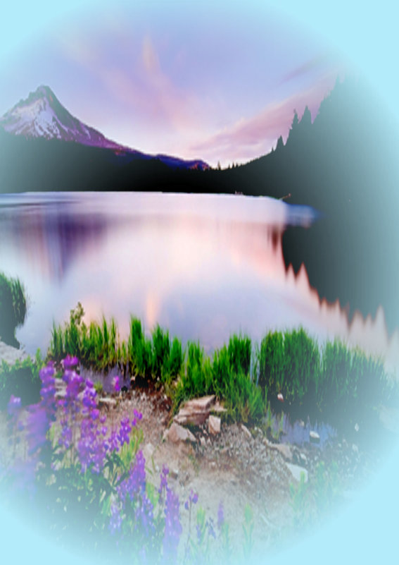 Озеро - Сергей