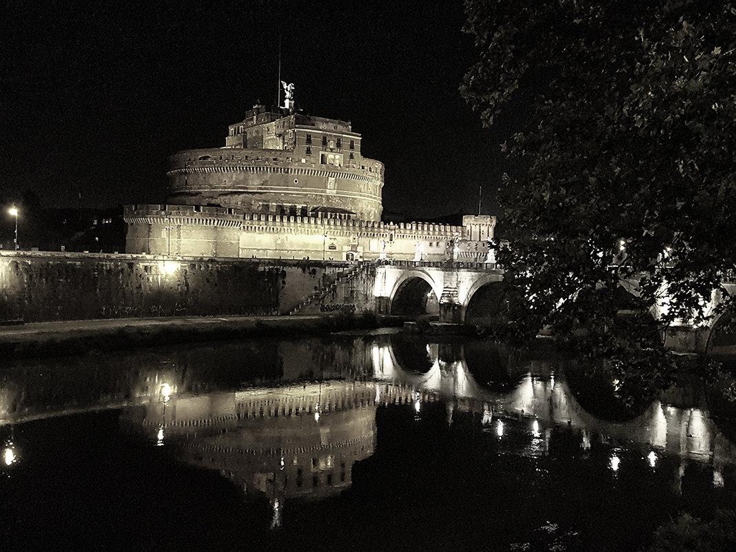 Римская ночь. - сергей адольфович