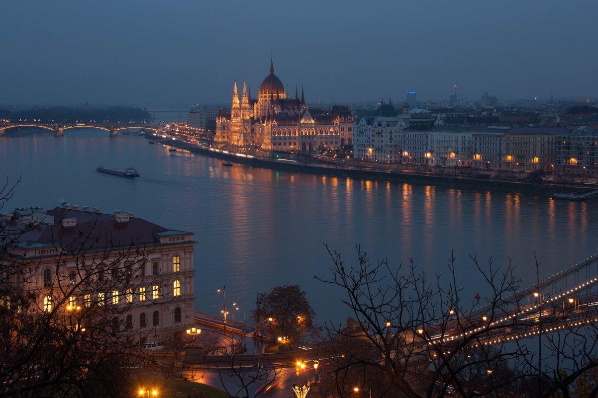 Будапешт - Полина Polli
