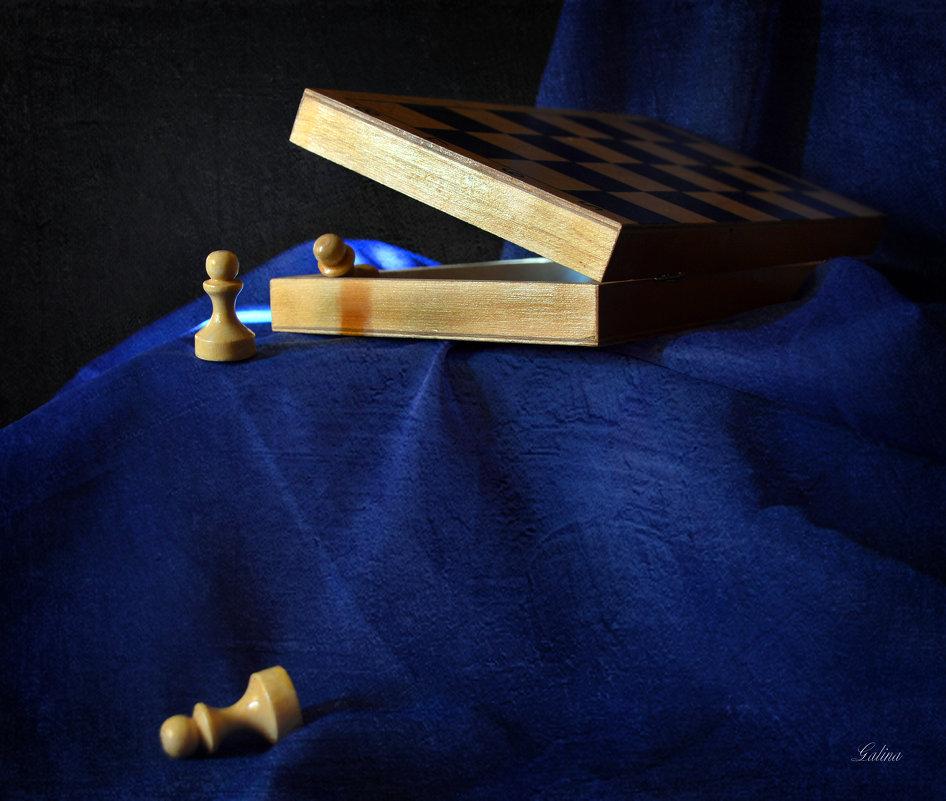 Приключения маленьких пешек или побег из шахматной коробки - Галина Galyazlatotsvet