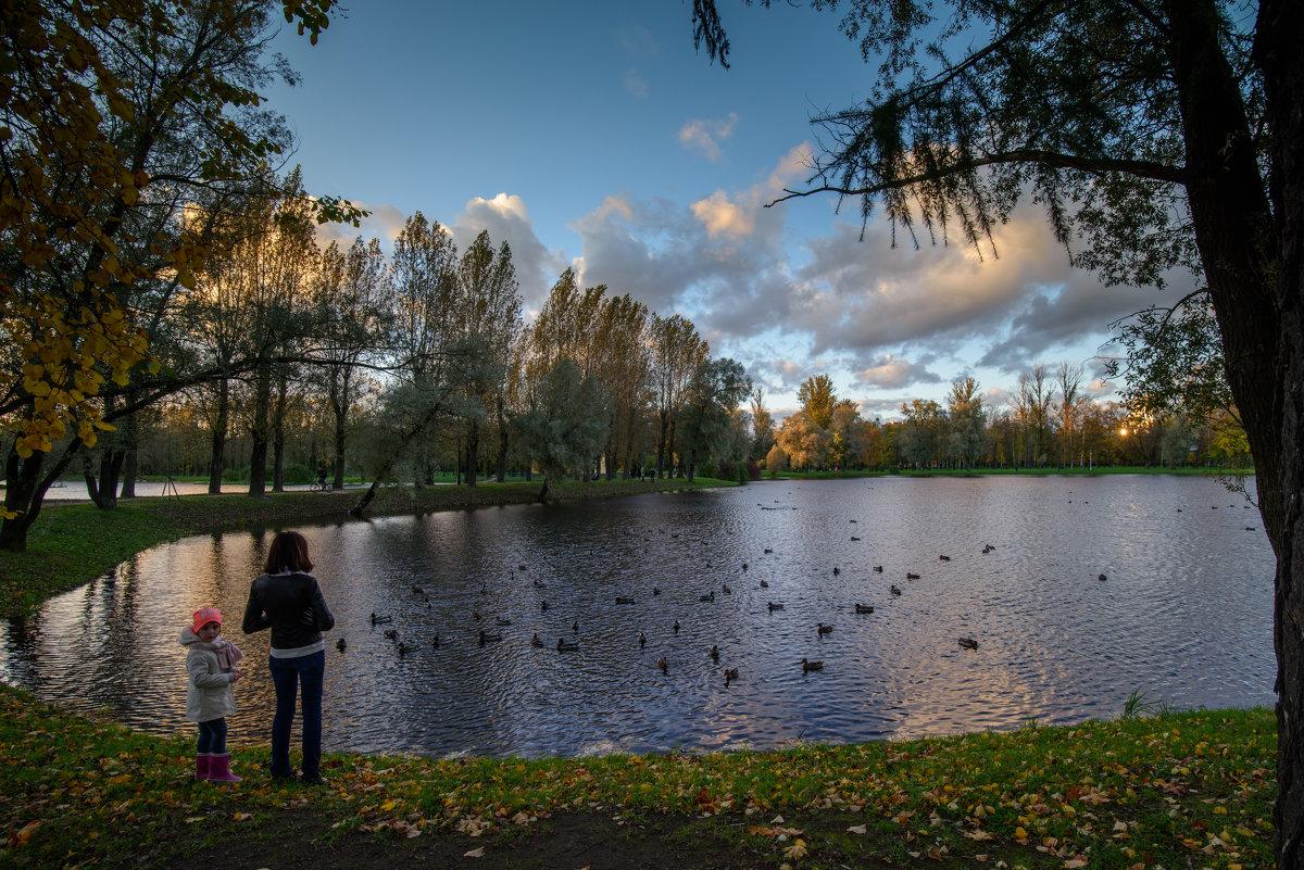 Осенний этюд 2 - Юрий Бутусов