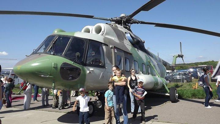 МАКС 2011 - Таня