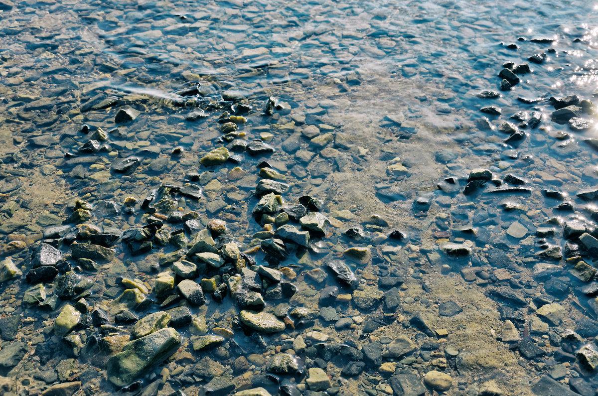 Просто камни в воде понравились - Дмитрий Конев