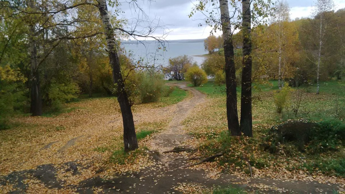 Последний день сентября.. - Tatyana Kuchina