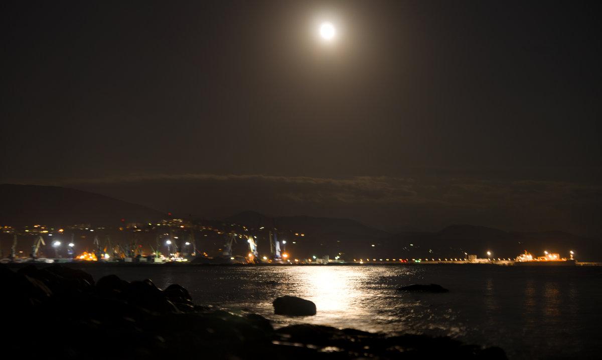 Лунный вечер - sorovey Sol
