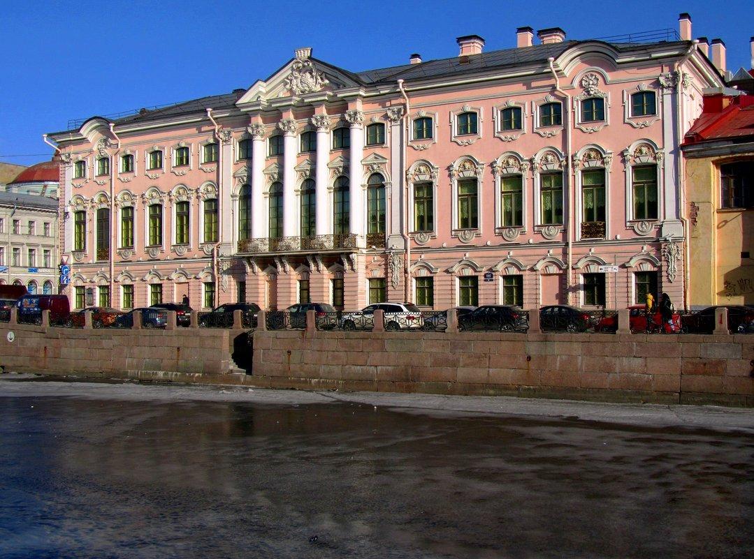 Строгановский дворец - Сергей Карачин