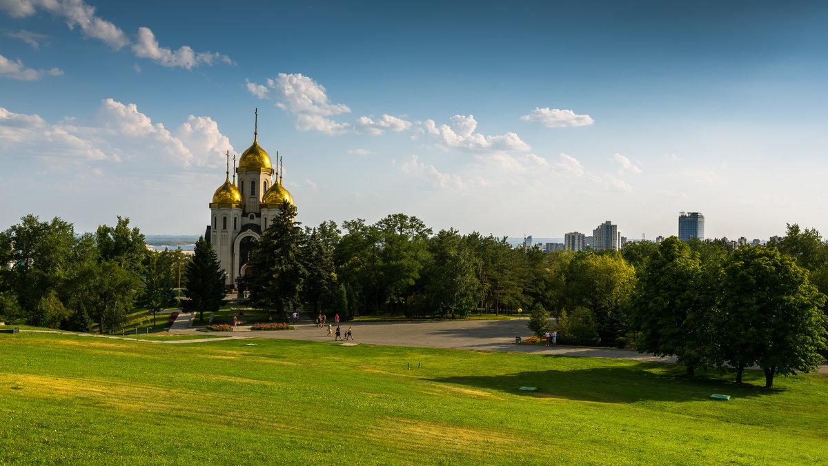 Мамаев курган - Михаил Сандарьян
