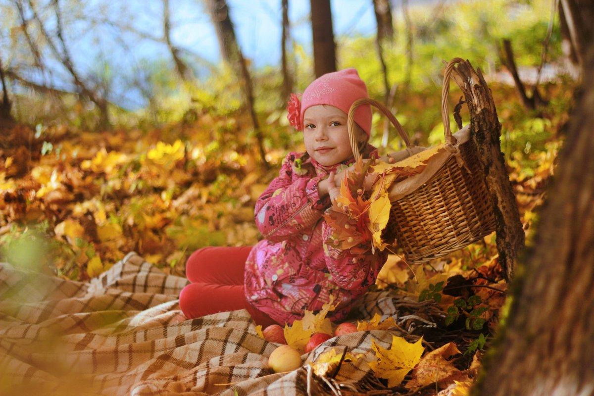 детская осень - Алёна Горбылёва