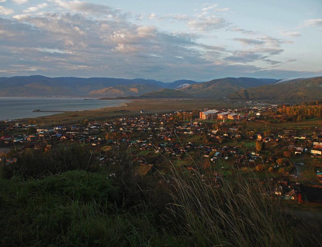 Самая южная оконечность Байкала... - Александр Попов