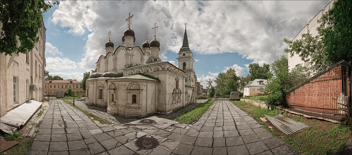 Храм святого равноапостольного князя Владимира в Старых Садах - Олег Фролов