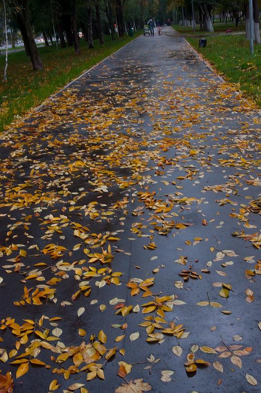 Осенняя перспектива - Albina