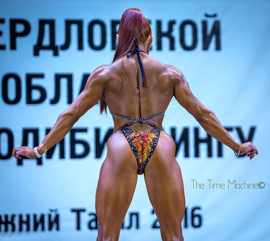 Фитнес бикини - михаил шестаков