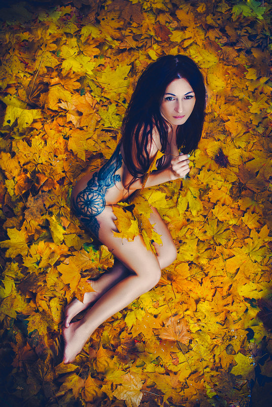 The Autumn Beauty - Ruslan Bolgov