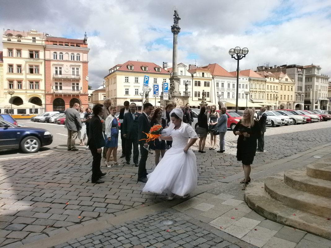 Свадебный танец... - Алёна Савина