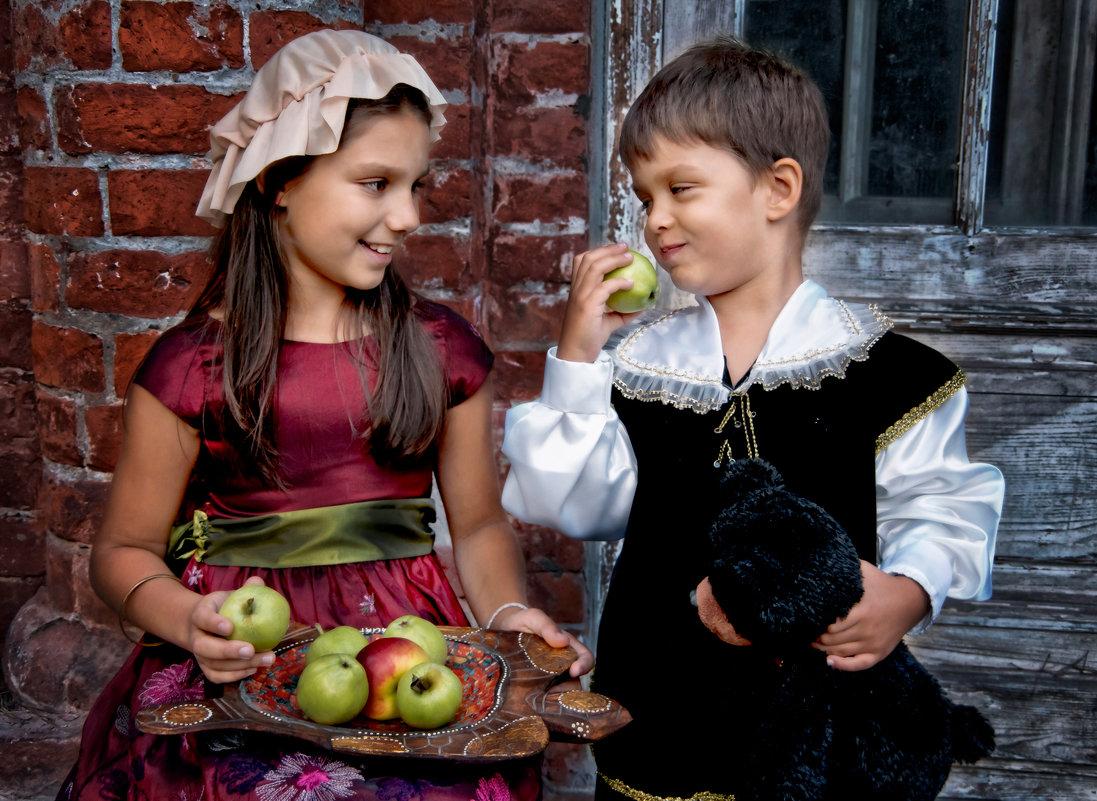 Яблочный спас - Нина