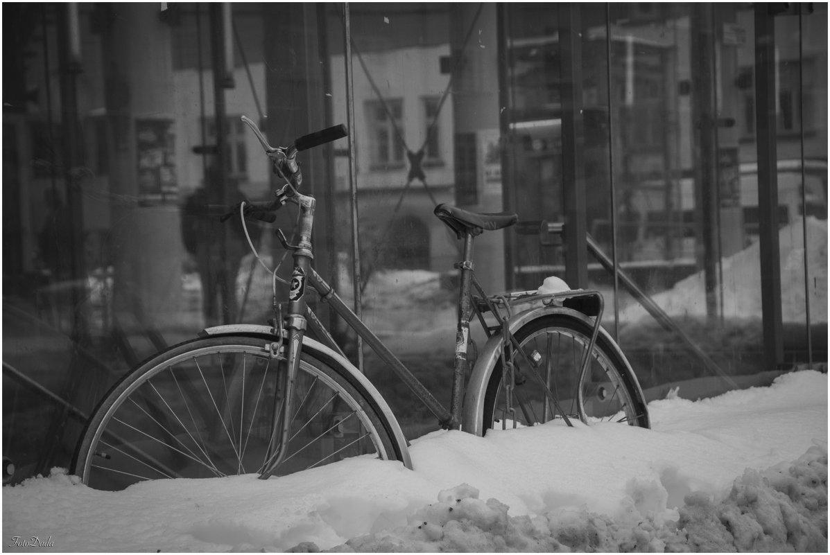 Шведская вело зима . - Игорь Абламейко