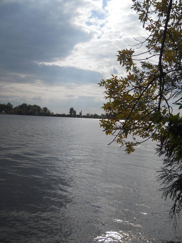 Осенний пейзаж - Галина